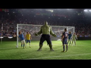 BEST COMMERCIAL EVER!! Nike Football
