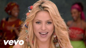 Shakira – Waka Waka (This Time for Africa)