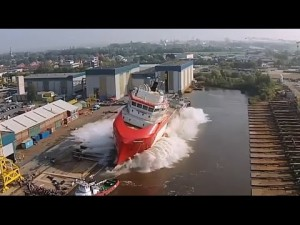 Big Ship launches compilation 2015 HD