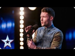 Golden boy Calum Scott hits the right note