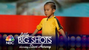 Little Big Shots – Baby Bruce Lee! (Episode Highlight)