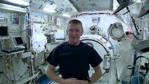 Spinning Fast In Space Make You Dizzy? Astronaut Experiment