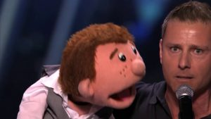The winner of America's Got Talent 2015 Season 10 – Paul Zerdin ventriloquist
