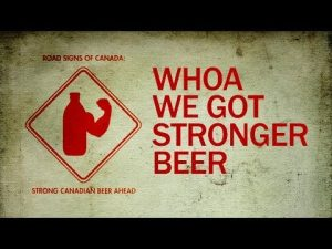 Tim Hicks – Stronger Beer (Lyric Video)