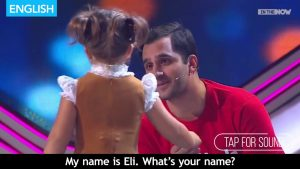 4-year-old Russian girl stuns crowd by speaking fluently in 7 languages