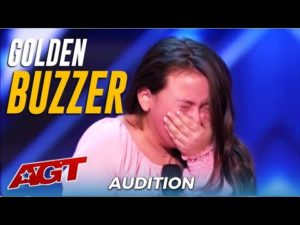 Roberta Battaglia: 10-Year-Old Canadian Girl With SHOCKING Voice! Sofia Vergara's GOLDEN BUZZER!