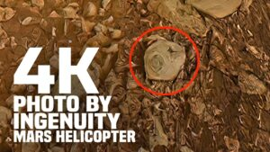 First 4k Photo by Ingenuity Mars Helicopter. + Latest Perseverance photos